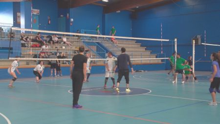 Tournois de Volley Ball à Nogent