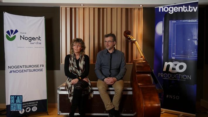 Galiane Quartet le 9 mars à la salle art et culture de Saint Leu d'Esserent