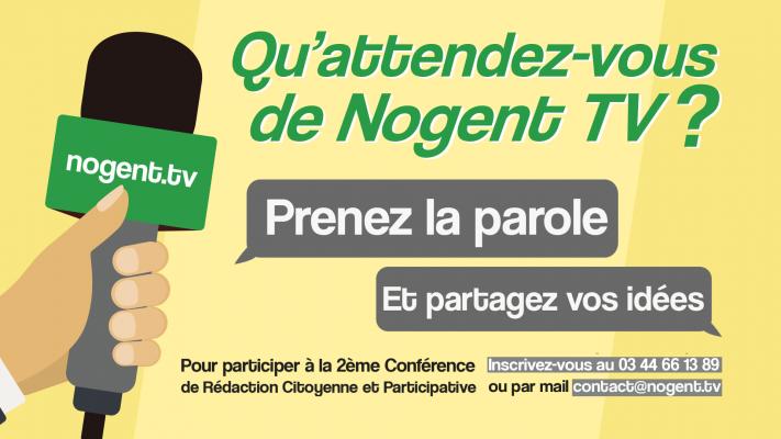 Participez à la 2ème Conférence de Rédaction Citoyenne et Participative