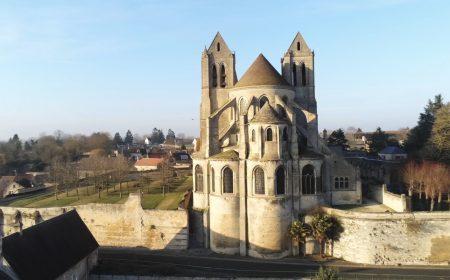 Abbatiale de Saint-Leu-d'Esserent