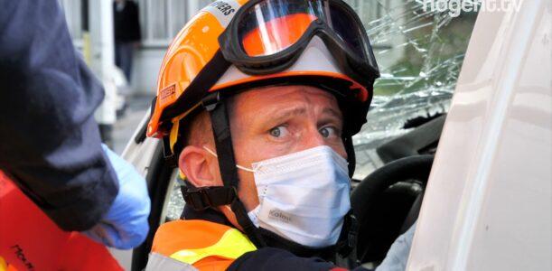 Une journée avec les pompiers du centre de secours de Nogent-sur-Oise